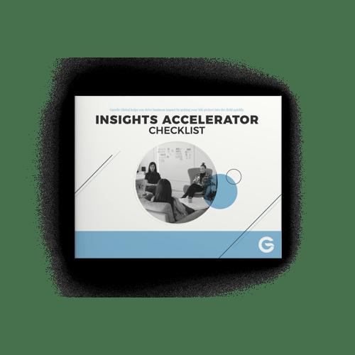 Insights Accelerator Checklist